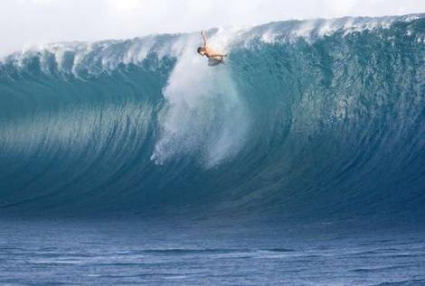 the waves  wipeout obama