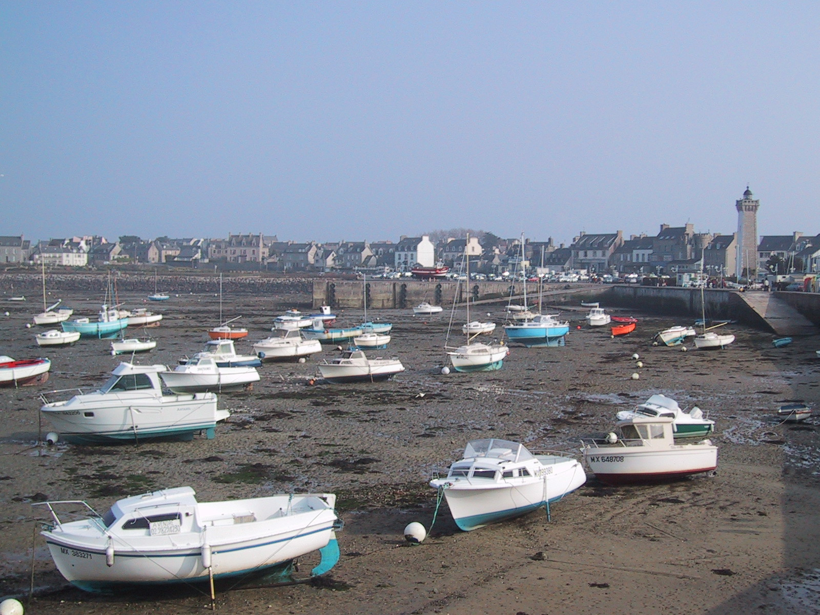 low tide in brittany Sea Level Falling In 2010