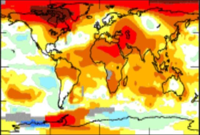 "Hansen's ""Hottest Year Ever"" Is Primarily Based On Fabricated Data"
