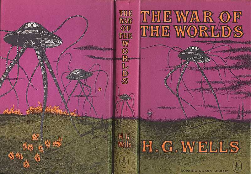 war of the worlds poster. [ WAR OF THE WORLDS POSTER ]