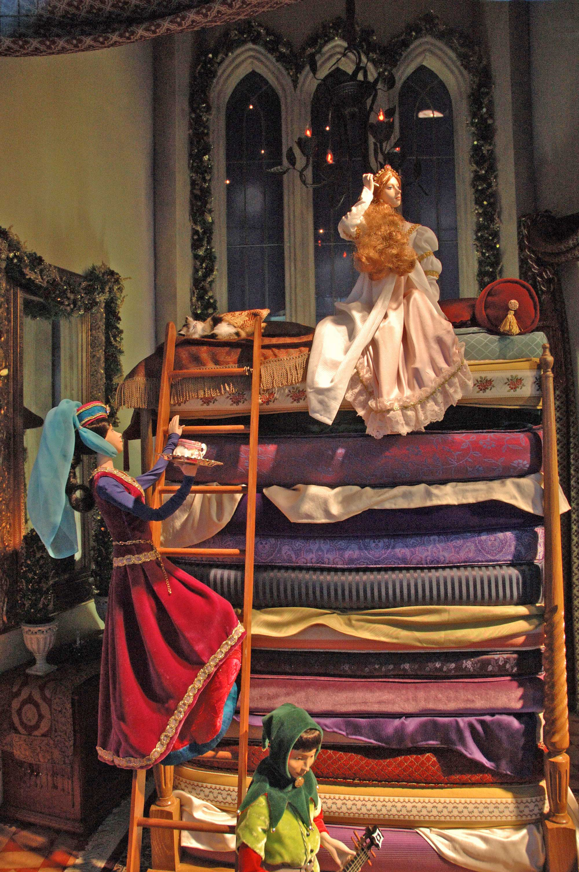 The Princess And The Pea | Real Science