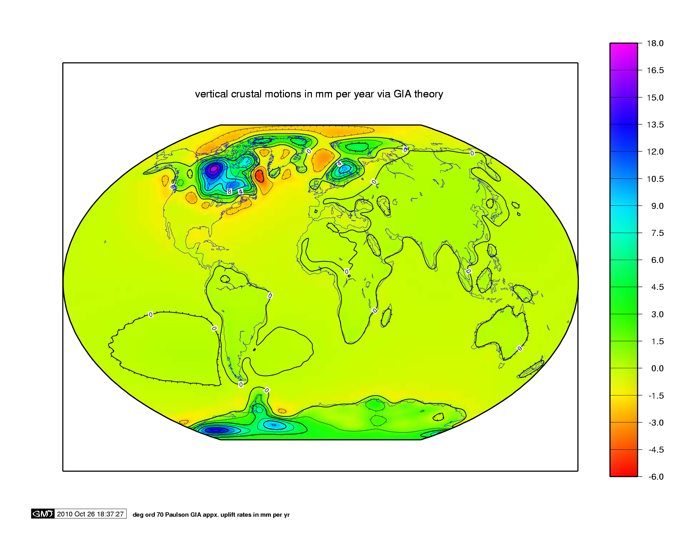 Why Doesnt The US Geological Survey Know The Fundamentals Of - Map of how last ice age affected us