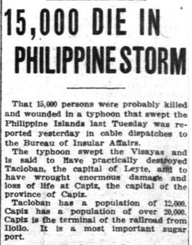 articles approximately typhoons within typically the philippines